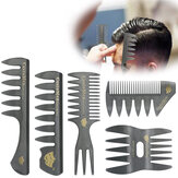Retro Men's Head Comb