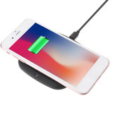 Bakeey 20W Qi Fast Charge Wireless Charger for iPhone 11 Pro for Samsung Xiaomi Huawei