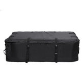 145*80*45cm Car Trunk Cargo Roof Top Carrier Bag Rack Storage Bag Luggage Rooftop Waterproof