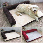 Pet Tikar Soft Hangat Ortopedi Pet Dog Memory Foam Bed Mat Dengan Removable Sampul S / M / L / XL