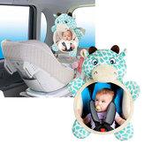 Bebek Arka Koltukta Ayna Emniyet Koltuk Dikiz Aynası Için Araba Görünüm Bebek Yenidoğan Hayvan Bakan