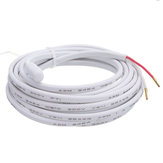 MoesHouse 2.5M Length 10K 3950 16A Electric Floor Sensor Probe for Floor Heating System Thermostat