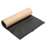 200*50cm Car Noise Cotton Sound-absorbing Board Rubber Soundproof Foam Material Car Interior Water Pipe Sound Insulation