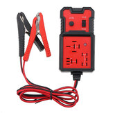 Universal 12V Relay Tester Electronic Testing Tool For Car Auto Battery Checker 4 PIN 5 PIN Diagnostic Tool
