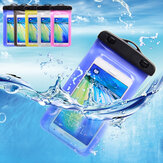 6 Inch Floatable Waterproof Phone Case IPX8 Waterproof Phone Pouch Dry Bag for Any Phone in 6inch