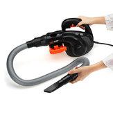 1800 W 220 V Handheld Luchtblazer Vacuüm 6-Speed Verstelbare Car Garden Dust Leaf Stofzuiger