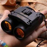 Visionediurnaenotturna30x 60 ZOOM Mini binocolo pieghevole compatto per caccia escursionistica