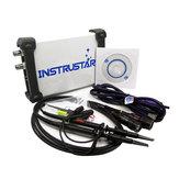 ISDS2062B Virtual PC Oscyloskop USB DDS Sygnał 2CH 20 MHz Przepustowość 60MSa / s 12-bitowy analizator ADC FFT