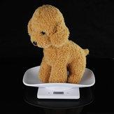 Elektroniczna cyfrowa waga niemowlęca dokładnie odmierz wagę niemowlęcia / dziecka 1g-10 kg
