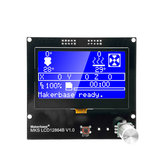 MKS LCD12864B Intelligentes LCD-Display Smart Display 3D-Druckerteil