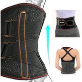 BOERLendenwirbelstützeVerstellbareRückenhaltungKorrektorUnisex Taillenschutz