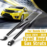 Car Bonnet Hood Lift Support Gas Shock Tail Strut Bar For Honda Fit/Jazz 2014 2015 2016-2019