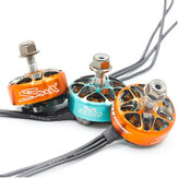 RCINPOWER SmooX 2306 Plus 1880KV 5-6S / 2280KV 2580KV 4-5S borstelloze motor voor RC Drone FPV Racing