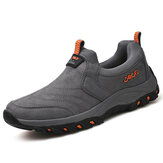 Gracosy Soft Wandelschoenen Loopschoenen Ademend Antislip Heren Gezondheidsschoenen Sportschoenen