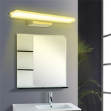 20W Modern Bathroom LED Anti-fog Mirror Front Make-up Wall Light Washroom Lamp 120cm
