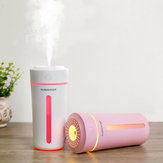 LED Ultrasonic Humidifier USB Aromatherapy Purifier Diffuser