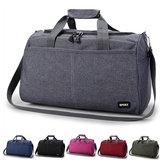 Unisex Nylon Travel Duffel Bag Weekender Gym Bag Sports Holdall Bag Water-resistant Luggage Bag