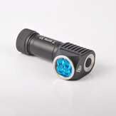 Fireflies PL47 Generation II Ice Blue 4500Lumens NICHIA/SST20/XPL L-Shape Headlight  Flashlight 18650