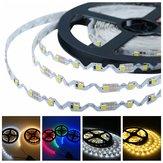 6mm Genişliği su geçirmez S Şekli 2835 DC12V 5 M Bükülebilir DIY LED Şerit Işık Kanal Mektuplar Reklam Lamba