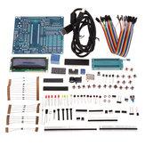 HW-471 51 MCU Development Board DIY Kit Soldering Component Core Board Parts
