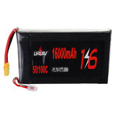 URUAV 11.1V 16000mAh 50/100C 3S XT90 Plug Lipo Battery for Quadcopter Agriculture Drone Outdoor Charger Power