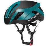 ROCKBROS EPS réfléchissant casque de vélo 3 en 1 VTT vélo de route hommes sécurité casques d'équitation légers