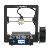 Anycubic® i3 Mega S Upgraded 3D Printer DIY Kit 210*210*205mm Print Size With Ultrabase Platform/Filament Sensor/Auto Resume Print/Suspended Filament Holder