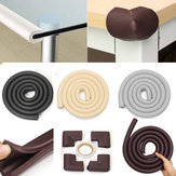 Baby Safety Desk Edge Bumper Cover Protector Table Cushion 2M Edge + 4 Corner