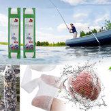 Zanlure 25 ملليمتر ذوبان pva الصيد صافي الصيد الطعم قاذف الصيد قفص اللعب عش الجهاز