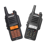 BAOFENG UV-9R Pro 15W 8800 mAh FM Transceiver Waterproof Dual Band Handheld Radio Walkie Talkie