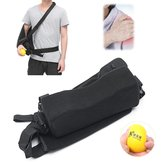Breathable Comfortable Adjustable Arm Support Outdoor Traveling Personnel Sling Brace Support with Rehabilitation Ball