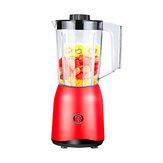 1.5L 22000rpm / s 250W Petit déjeuner Robot culinaire Machine Fruit Milkshake Grande capacité Presse-agrumes Mélangeur