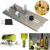 Kit de coupe-bouteille en verre Faire un coupe-bouteilles en verre avec du papier de ponçage de bord