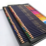 12/24/36/48/72 Color Pencils Dry Coloring Painting Pencil Water Soluble Color Pens Brush