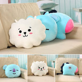 New Cute Plush Toy Soft Cushion Pillow For BT21 Bangtan Boys BTS Star Universe