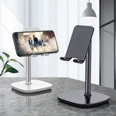 Ugreen Aluminum Alloy Desktop Phone Holder Tablet Stand for Smart Phones Tablets 4.0-7.9 Inch