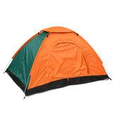 Tente automatique instantanée Popup 1-2 personne Oxford tente de camping voyage randonnée auvent pare-soleil