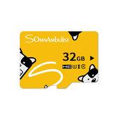 Geheugenkaart 32GB TF-kaart Smart Card voor mobiele telefooncamera