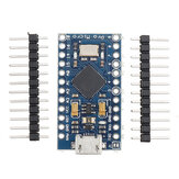Geekcreit® Pro Micro 5V 16M Mini Leonardo Microcontroller Development Board Geekcreit for Arduino - products that work with official Arduino boards