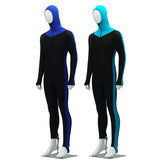 Men Diving Wetsuit Anti-UV Anti-Jellyfish Comfortable Breathable Hooded Wet Suit Surf Swimming Jumpsuit