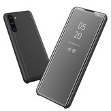 Bakeey Smart Sleep Window View Bracket Protective Case For Samsung Galaxy Note 10 Plus/Note 10+ 5G