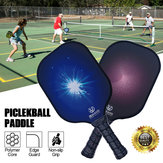 Leichtes Pickleball Set 2 Paddel Grip Carbon Polym