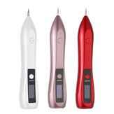 LCD 9 Gear USB Electric Rechargeable Mole Removal Pen