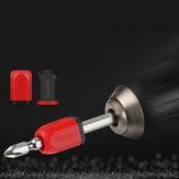 BROPPE Upgrade ABS Anneau magnétique en plastique pour tournevis pour embout de tournevis