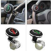 Handle Power Shift Knob Control Universal Steering Wheel Spinner Car/Truck