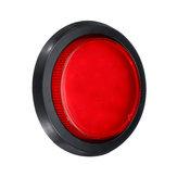 4 дюймов 24 В 30 LED Задний фонарь заднего хода с тормозом для грузовика с прицепом Лодка Караван / Р.В.