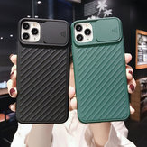 Bakeey Shockproof Non-slip Slide Camera Cover Protective Case for iPhone 11 Pro 5.8 inch
