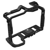 UURig DC-S1 Protective Cage Housing Extension Quick Release Metal Case Rig Stabilizer for Panasonic DC-S1/S1R DSLR Camera