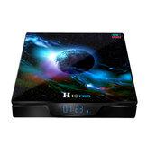 H10 PRO Allwinner H603 4GB رام 32GB روم 5G WIFI أندرويد 9.0 6K 4K VP9-10 H.265 TV Box