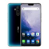 Ulefone T2 6.7 inch 16MP Dual Rear Camera NFC 6GB 128GB Helio P70 Octa core 4G Smartphone